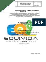 DX CONDICIONES DE SALUD MC CONSTRUCCIONES LTDA