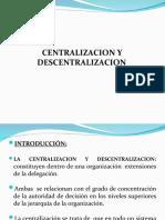 9.2 CENTRALIZACION - DESCENTRALIZACION.ppt