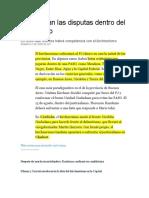25-06-Se amplían las disputas dentro del peronismo