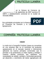COMPAÑIA FRUTICOLA LLANERA 1