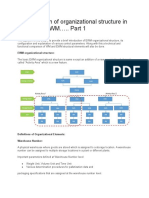 Configuration of organizational structure in S4 HANA.docx