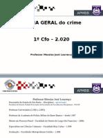 Teoria Geral do Crime - 2020 IV