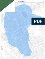 Les quartiers de Saint-Etienne où le masque est obligatoire