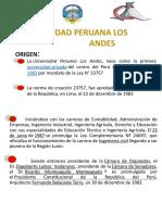 UNIVERCIAD PERUANA LOS ANDES.pptx
