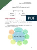 Apostila Farmacognosia - Profª Farmª Jennifer Ferreira de Oliveira Silva