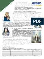 4° ficha LOS DOGMAS MARIANOS