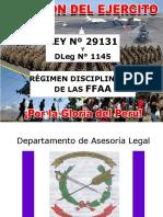 Exposición Ley 29131 y Dleg 1094 (Mar 2016)