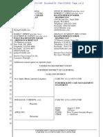 20-07-28_doc99 Cv3074 Joint Case Management Statement