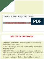 Imam Zamaan [atfs] resp. - les 7.key