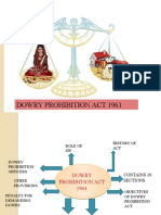 DOWRY PROHIBITION [Repaired].pptx
