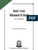 Quaid-i-Azam Muhammad Ali Jinnah - as a Lawyer Qamajaal