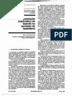 FORJAZ, Maria Cecília - A organização burocrática do exército na exclusão do tenentismo (1983)