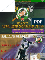 EXPOSICION DE LA LEY N° 29131 DAL -IGE 11 13 ENE 12.ppt