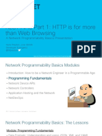 REST APIs Part 1 - HTTP is for more than Web Browsing.pdf