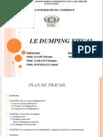 Présentation 5 Le dumping fiscal.ppt