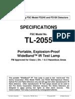 Honeywell_TL-2055X_Specs