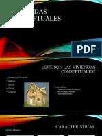viviendas conceptuales