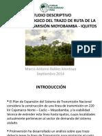 Linea de Transmisión Eléctrica  y Areas Naturales M Robles.pptx