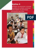 4. Educacion de calidad