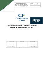PTO- INSTALACION ELECTRICA