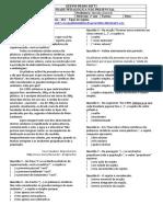 Língua Portuguesa - Atividade 10 - 2º Ano