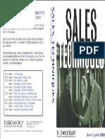 Sales Techniques CD Cover