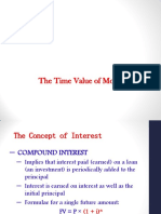 Chapter 03 The Time Value of Money