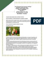 taller de educacion fisica 6,7,8