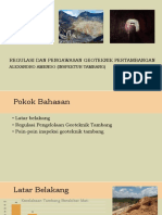 1. Regulasi_Pengawasan_Geoteknik Alexandro Amendo