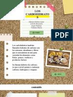 LOS CARBOHIDRATOSssssss