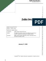ZigBee Specification