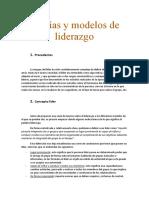 1 - Teorías y modelos de liderazgo-1