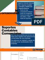 SOPORTES CONTABLES - Semana Uno
