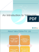 An Introduction to Yatra.com