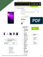 Motorola Celular Motorola One Macro - Falabella.com