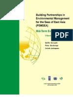 PEMSEA Mid-term Evaluation Report