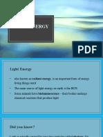5 - Light Energy