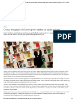 Como a taxação de livros pode afetar os mais pobres _ Notícias e análises sobre a economia brasileira e mundial _ DW _ 19.08.2020