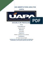 2 modificacion d la conducta Humana  de Anatalia Almonte para la Dr Rosario.