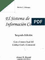 Sistema de información contable - Ostengo Hector C.