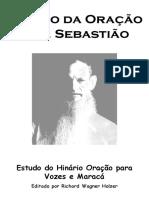 Estudo Da Oração Do Pad. Sebastião - Vozes, Maracá e Acompanhamento