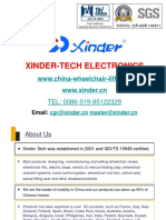 Xinder-Tech Products for Buses