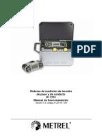 MI 3295 Step Contact Voltage Measuring System_SPA_Ver 1.3_20 751 739