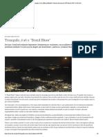 Tranquilo, é só o ″Brazil Blues″ _ Colunas semanais da DW Brasil _ DW _ 19.08.2020