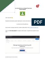 Tutorial de Acesso ao Google Classroom - Alunos (2)