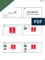 SCAMPER - 3ra parte