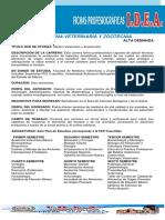 Medicina Veterinaria UAM CBs