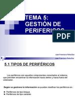 T5-Gestion de Perifericos