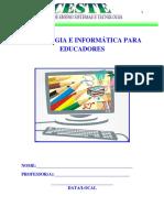TECNOLOGIA E INFORMÁTICA PARA EDUCADORES (20)