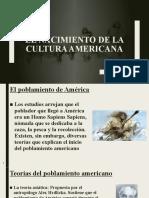 CC SS 1° - LECCIÓN 10 - El nacimiento de la cultura americana.pptx